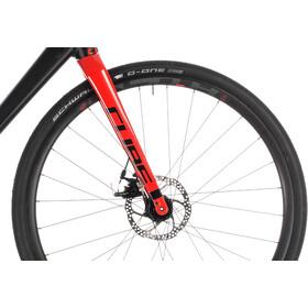 Cube Nuroad Pro Cyclocross rød/sort